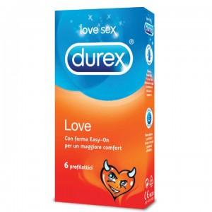 Durex Love 6 PZ