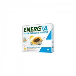 ENERGYA Papaya Magnesio Potassio