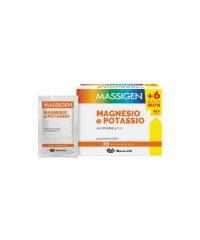 Massigen Magnesio Potassio 24+6 Buste