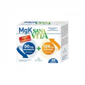 MgK Sanavita Magnesio e Potassio